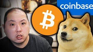HUGE BITCOIN NEWS!! DOGECOIN EXPLOSION!!