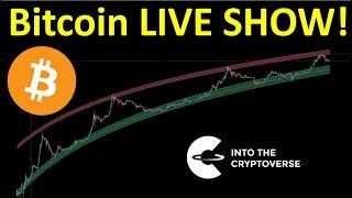 Bitcoin: Bringing Home The Monthly Close! LIVE SHOW!