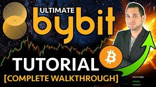 BYBIT TUTORIAL: How to Trade Bitcoin with Leverage [COMPLETE Walkthrough & Review]