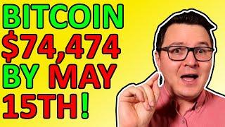 Bitcoin Price To 74K In May? Big Crypto News 2021!