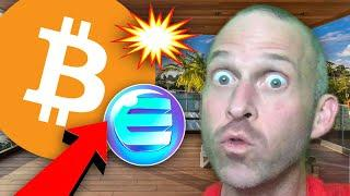 HUGE EMERGENCY FOR BITCOIN & ENJIN COIN HODLERS!!!!!! YOU DON'T WANT TO MISS THIS!!!!!!