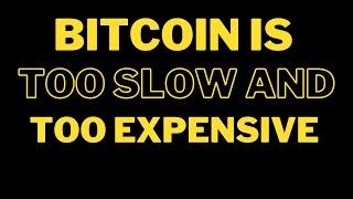 Bitcoin Is Too Slow And Expensive To Send (26% Profit To Break Even And Store Safely)