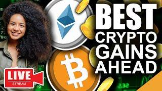 Bitcoin Price Breakout!!! (Greatest 2021 Gains Ahead)