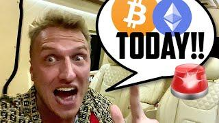 I CAN'T BELIEVE MY EYES !!!! BITCOIN & ETHEREUM WILL BREAK OUT!!!!!!!!!!!!!!
