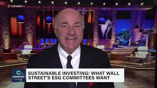 Kevin O'Leary Doubles Down on 'Clean' Bitcoin and Mining Institutionalization | The Hash