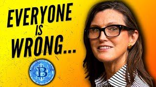 Cathie Wood Bitcoin - EVERYONE has it WRONG… a CRASH is Coming!