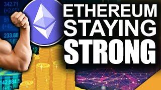 Who Quit Crypto? (Ethereum is staying strong)