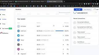 how to send money from coinbase to kucoins