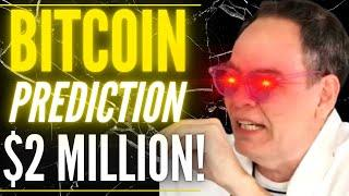 Max Keiser unveils new $2 Million Dollar Bitcoin Price Prediction! Bitcoin News and Analysis