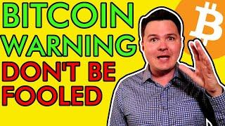 WARNING! BITCOIN & CRYPTO INSANE VOLATILITY NOW! DON'T BE FOOLED! [Dips Are For Buying, Not Selling]
