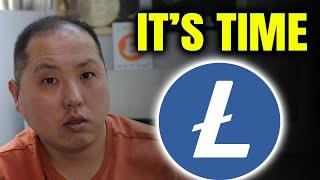 IT'S TIME TO GET IN ON LITECOIN