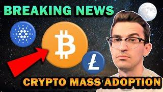 BREAKING NEWS!!! Crypto Gold Rush Is Upon Us