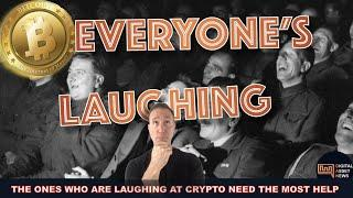 WE'RE AT A TIPPING POINT WITH CRYPTO. HERE'S HOW TO HELP THE IGNORANT.