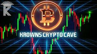 LIGHTNING Wrap Up Bitcoin DUMP, DXY, Gold, NDX & SPX March 8, 2021