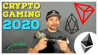 Crypto Gaming in 2020   Blockchains WILL Enhance Video Games!