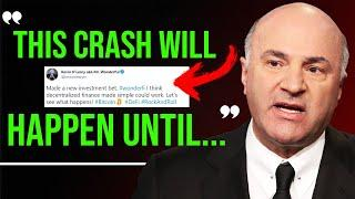 Kevin O'Leary Believes Bitcoin Could RISE Again If This HAPPENS...