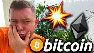 URGENT MESSAGE FOR ALL BITCOIN & ETHEREUM HOLDERS RIGHT NOW!!!!!!!