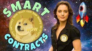 Dogecoin SMART CONTRACTS COMING!!! ️ Announcement ️