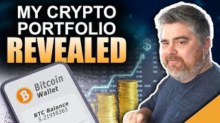 My $10 Million Crypto Portfolio REVEALED (Shocking Holdings)