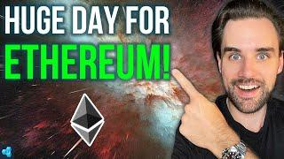 HUGE Ethereum Upgrade Today: EIP-1559, London Hard Fork - What you MUST know!