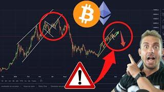 OMG!!! WILL THIS HAPPEN TO BITCOIN??? (Major Fractal..)