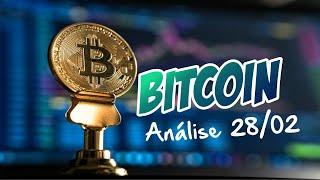 Análise do Bitcoin, Swipe, Binance Coin, Ethereum, Cardano e outras - 28/02/21