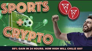 WHY SPORTS & CRYPTO WILL BE HUGE. ETHEREUM 51% PROTEST BY MINERS?
