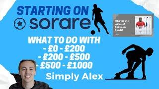 What To Do On Every Beginner Budget - The Complete Guide to Starting on Sorare - Part 3