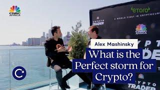 What Is The Perfect Storm For Crypto? - Alex Mashinsky On CNBC Africa (2019)
