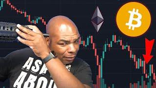 BITCOIN & ETHEREUM HOW FAR WILL THIS HISTORIC CORRECTION GO??