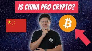 China to REVERSE stance on Bitcoin?