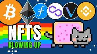 NFT Mania Continues: Bondly Finance, Polygon (MATIC), Binance on Spotify, and GM Getting Into BTC?