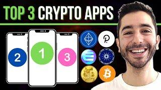 3 Crypto Apps That Will Make YOUR LIFE EASIER!!