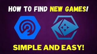 How to Find NEW and BEST Play to Earn Blockchain Games, EASIEST METHOD REVEALED!