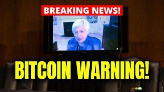 URGENT!!! BITCOIN HOLDERS NEED TO PREPARE NOW FOR THIS!