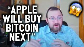 CRYPTO BILLIONAIRE PREDICTS APPLE BUYING BITCOIN! Insane upside potential! + SuperFarm Update