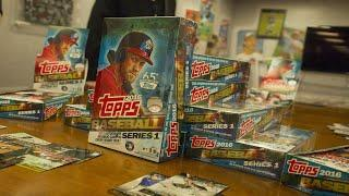 Topps Is Swinging for Baseball Card NFTs Home Run