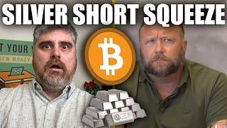 Alex Jones on Silver Manipulation (URGENT WARNING to Investors)
