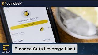 Binance to Cut Leverage Limit to 20x, a Day After FTX Announces the Same