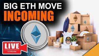 Don't MISS THIS Ethereum Move (All Time High Incoming)