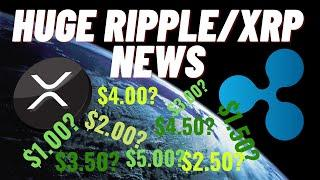 HUGE RIPPLE/XRP NEWS! EXCHANGES RELISTING XRP (HUGE BOMBSHELL) DONT MISS OUT!