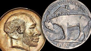 A Potential Record Breaking Auction Of Hobo Nickels