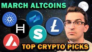 BULLISH ALTCOINS IN MARCH | How to Find Good Picks