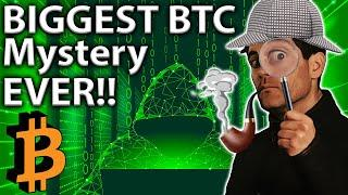 Who is Satoshi Nakamoto? You WON'T Believe This!!