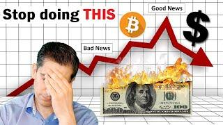 The Most DAMAGING Mistake You're Making in Bitcoin and Market Analysis