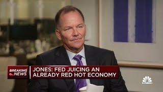 Paul Tudor Jones: 'Go all in on inflation trade' if Fed keeps ignoring higher prices