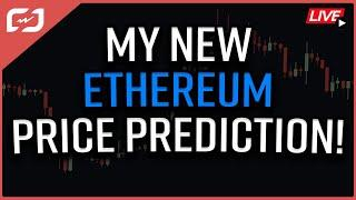 NEW Ethereum Price PREDICTION! This Crypto Is About To MOONSHOT! Coffee N Crypto LIVE