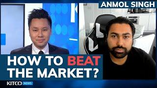 'Valuations are definitely insane' trader warns; stock picks and trading tips from Anmol Singh