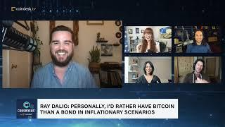 Ray Dalio Admits Having 'Some' Bitcoin: Why it Matters   The Hash - CoinDesk TV