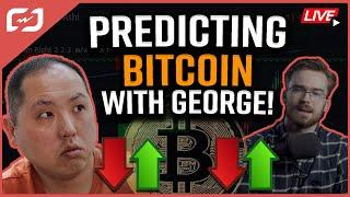 CryptosRUs Gives BITCOIN PRICE PREDICTION and BEST Portfolio Strategy! Coffee N Crypto LIVE